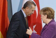 Η Γερμανίδα καγκελάριος Α. Μέρκελ θέλει να προστατεύσει τον Ερντογάν