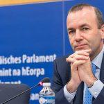 Ο επικεφαλής του ΕΛΚ Μάνφρεντ Βέμπερ κάλεσε την ΕΕ να σταθεί στο πλευρό της Ελλάδας απέναντι στην Τουρκία