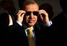 Εθισμένος στη χλιδή ο Ερντογάν