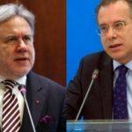 Για επικίνδυνες κερκόπορτες μιλάει ο Γιώργος Κουμουτσάκος αναφερόμενος στις δηλώσεις Κατρούγκαλου