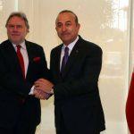 Ο Τσαβούσογλου ευχαρίστησε το φίλο του Γιώργο για την στήριξη του στην Τουρκία...(video)
