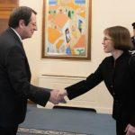Οι ΗΠΑ δηλώνουν δημόσια ότι έχουν «ευθυγραμμισμένα» συμφέροντα με τη Λευκωσία στην Ανατολική Μεσόγειο