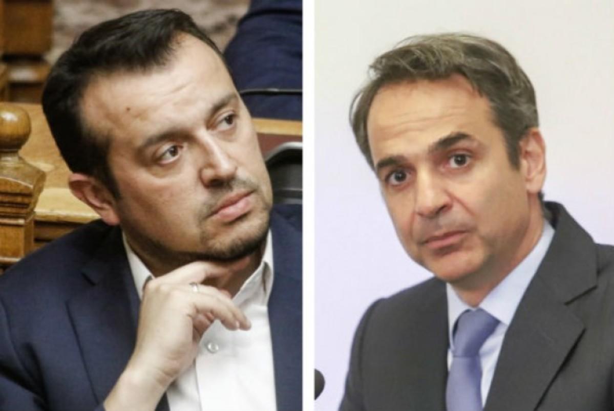 Στην κρίση του Ελληνικού λαού παραδίδει η ΝΔ τον Παππά για Για την ξακουστή Μακεδονία των Σκοπίων