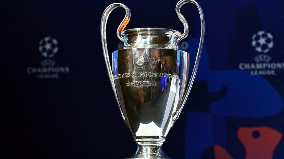 Κλήρωση προκριματικών Champions League: Με τον ''Αίαντα'' ο ΠΑΟΚ, με Μπασακσεχίρ ο Ολυμπιακός