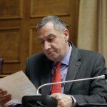 Επιστρέφει στη βουλή ο Πάνος Παναγιωτόπουλος μετά την άρνηση Μιχελάκη να πάρει τη θέση της κας Ασημακοπούλου