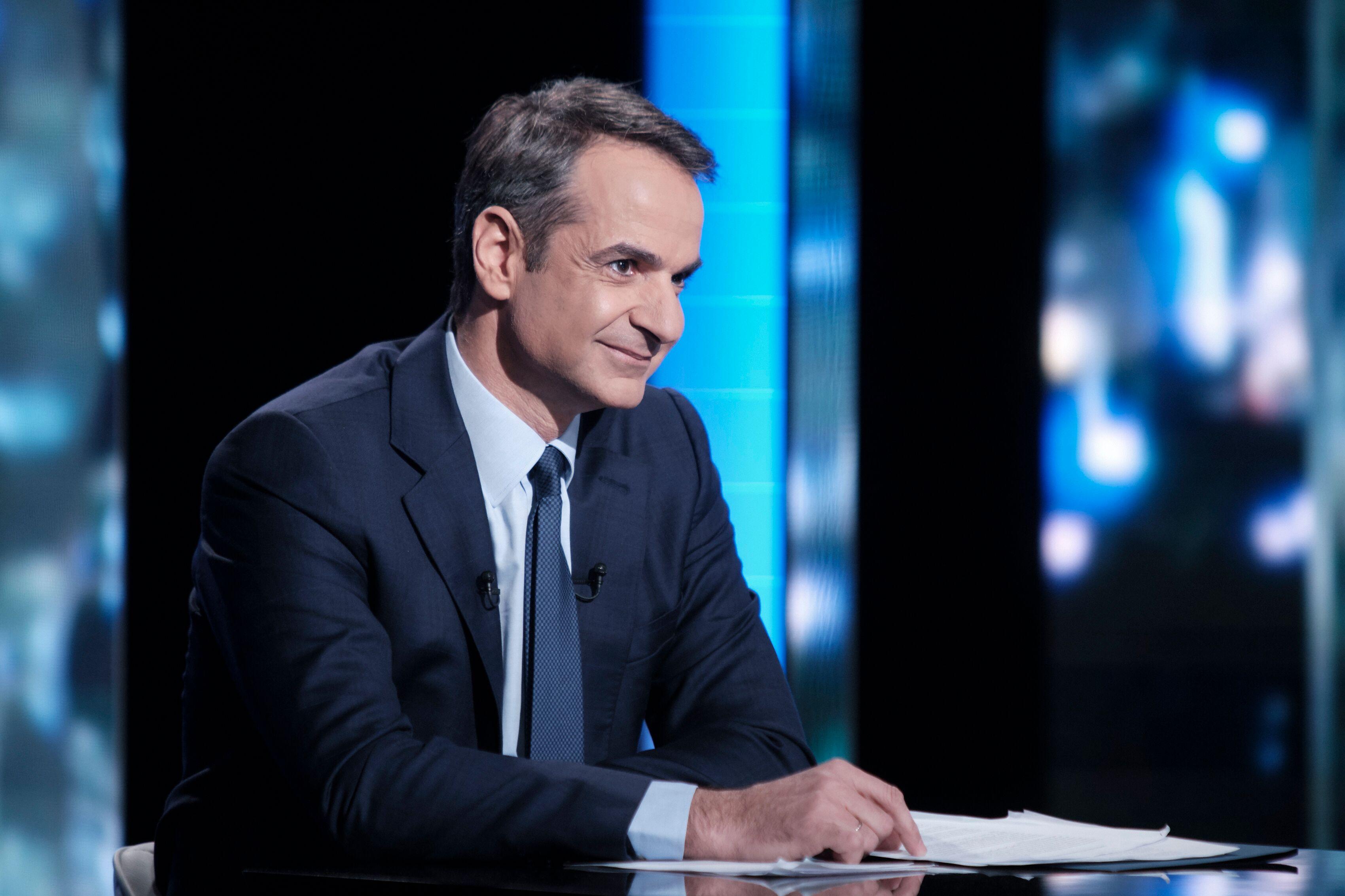 Μητσοτάκης σε France 24: Προτεραιότητες μας η πάταξη της γραφειοκρατίας και η μείωση των φόρων