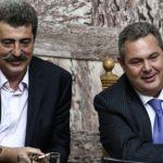 Κρύβονται στη Βουλή Πολάκης και Καμμένος… - Πολιτική ηθική δύο ταχυτήτων από την κυβέρνηση που προστατεύει με το «κατάπτυστο» και υπό αναθ