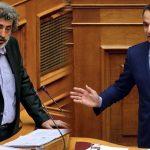 Πρόταση μομφής κατά του Πολάκη καταθέτει η ΝΔ - Η πρόταση μομφής θα γίνει ψήφος εμπιστοσύνης απαντάει ο Τσίπρας