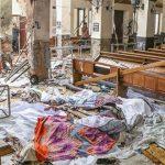 Η οργάνωση Ισλαμικό Κράτος ανέλαβε την ευθύνη για το θάνατο των 321 ανθρώπων στη Σρι Λάνκα