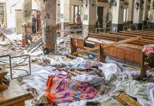 635f528be6 Η οργάνωση Ισλαμικό Κράτος ανέλαβε την ευθύνη για το θάνατο των 321  ανθρώπων στη Σρι Λάνκα