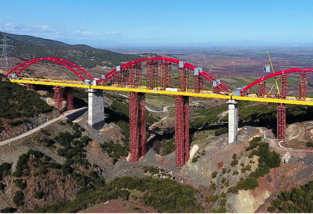 Υπεγράφη η σύμβαση ΕΡΓΟΣΕ-OSMOS για το σύστημα παρακολούθησης 14 γεφυρών