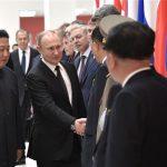 Η σταθεροποίηση του πολιτικού τοπίου της κορεατικής χερσονήσου στο επίκεντρο των συζητήσεων Πούτιν-Κιμ