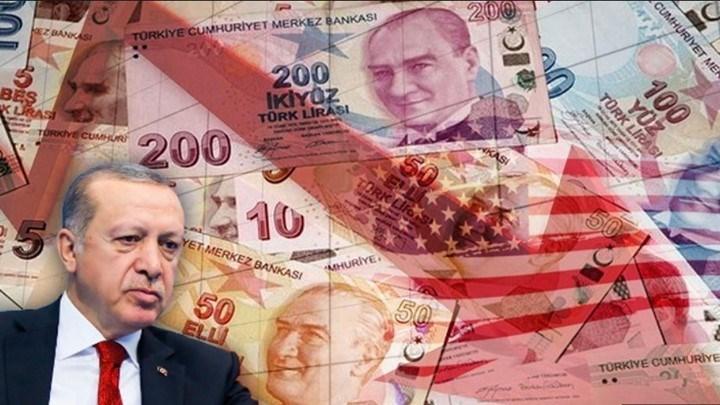 Ο Ερντογάν κόβει τις γέφυρες με τις αγορές υπονομεύοντας περαιτέρω τη τουρκική λίρα σχολιάζει το Bloomberg