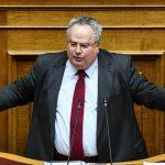 Ο Κοτζιάς διαψεύδει για τους 8 : Ελληνικά ΜΜΕ αναμασούν δημοσίευμα που αναπαράγει ψεύδη τουρκικών υπηρεσιών