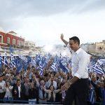 Λιγότερους φόρους και εισφορές και περισσότερες επενδύσεις για καλά αμειβόμενες δουλειές υποσχέθηκε ο Κυριάκος Μητσοτάκης από τα Χανιά.