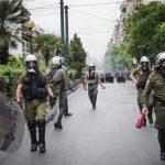 Mπαράζ επιθέσεων από αντιεξουσιαστές έξω από 4 πανεπιστήμια για την άδεια στον Κουφοντίνα