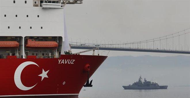 Επέστρεψε στη Τουρκία το Γιαβούζ- Απέτυχαν οι γεωτρήσεις