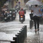 Καταιγίδες στη μισή Ελλάδα μέχρι και την Παρασκευή και μετά... καύσωνας