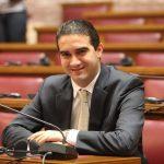 Υπεύθυνος του Τομέα Ανάπτυξης και Επενδύσεων του ΚΙΝΑΛ ορίσθηκε ο Μιχάλης Κατρίνης