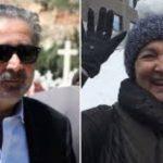 Έφυγε από τη ζωή η σύζυγος του Λάκη Λαζόπουλου μετά από τρία χρόνια μάχης με τον καρκίνο
