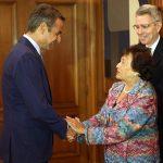 Οι Ελληνοαμερικανικές σχέσεις σε συναντήσεις Μητσοτάκη και Δένδια με εκπρόσωπο του Κοιγκρέσου