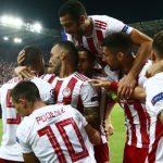 Θρυλική βραδιά στο Καραϊσκάκη: Ο Ολυμπιακός σκόρπισε 4-0 τη Κράσνονταρ και επιστρέφει στα Ευρωπαϊκά σαλόνια