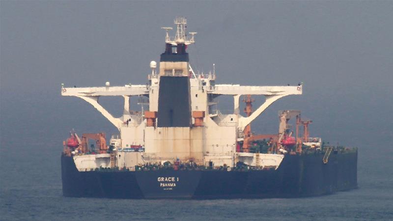 Αλλαγή πορείας για το Grace1 - Adrian Darya1 προκειμένου να αποφύγει τα Ευρωπαϊκά χωρικά ύδατα