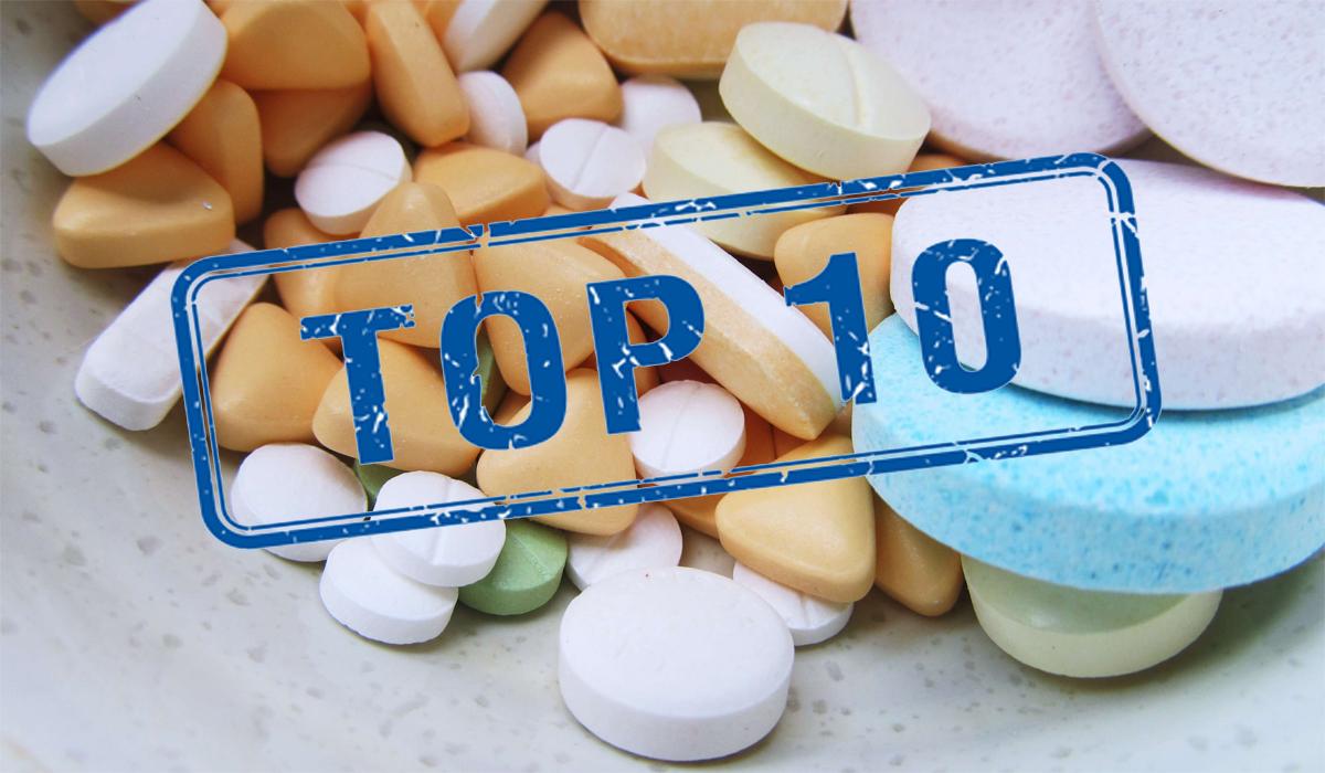 Το top 10 των φαρμάκων που αψηφούν τον ανταγωνισμό