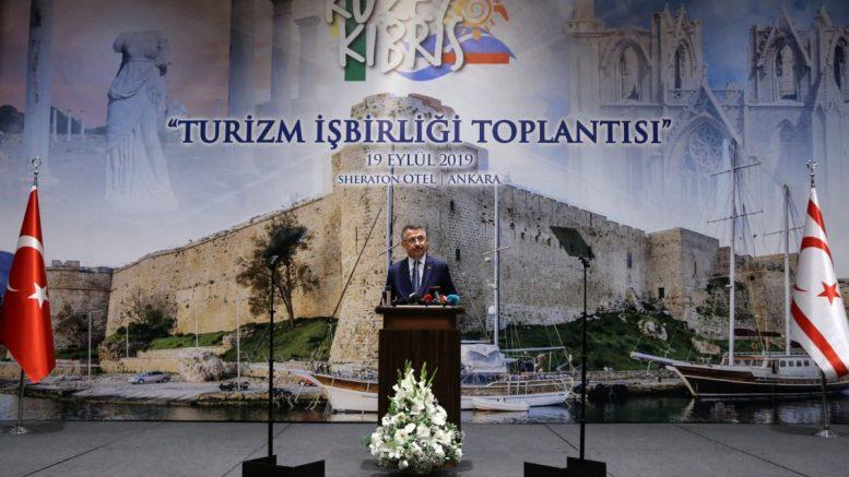 Η Αμμόχωστος θα ανοίξει και θα κατοικηθεί, δηλώνει ο Τούρκος αντιπρόεδρος Οκτάι