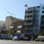 «Λουκέτο» στα κεντρικά γραφεία της Χρυσής Αυγής στη Μεσογείων