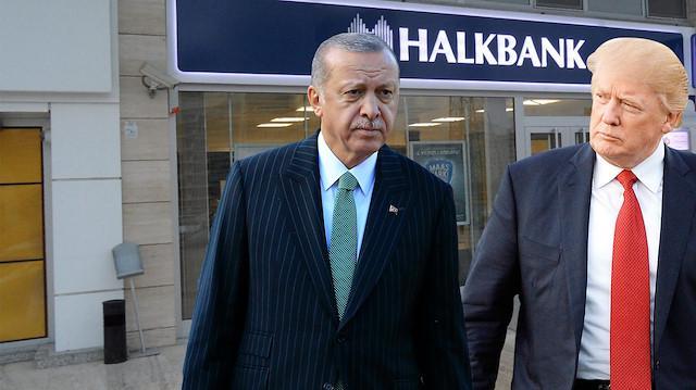 Το γερμανικό περιοδικόDER SPIEGELαναφέρεται στην τουρκική τράπεζα Halkbank