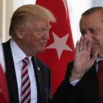 Είμαι μεγάλος οπαδός του Ερντογάν δήλωσε ο Τραμπ - Είχαν μια θαυμάσια ,παραγωγική συνάντηση από την οποία ο Λευκός Οίκος είναι ικανοποιημέ?