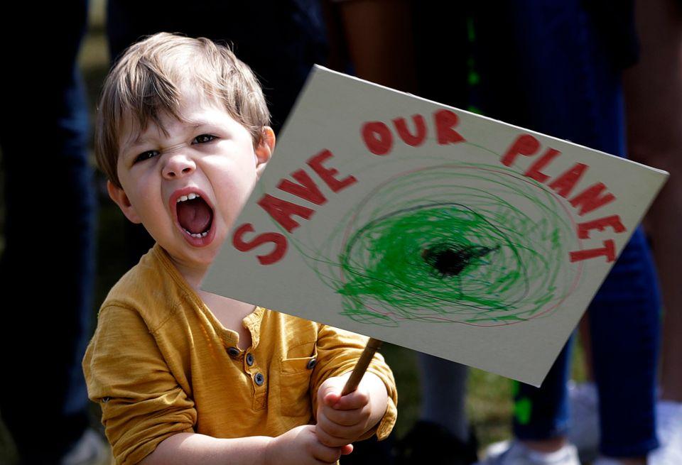 Απειλή για την υγεία των παιδιών που γεννιούνται σήμερα η κλιματική αλλαγή