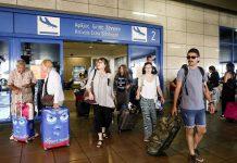 Πέρυσι τα έσοδα από τον τουρισμό ανήλθαν στα 19 δις ευρώ ενώ για φέτος υπολογίζουμε πως θα είναι κάτω από τα μισά.