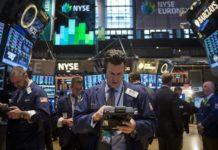 Συν και πλήν στη Wall Street