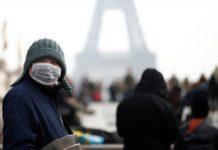 Ανησυχία στη Γαλλία με κοντά 10.000 κρούσματα ημερησίως