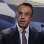 Σταϊκούρας: Το 2021 θα είναι χρονιά ανάκαμψης – Καταρρέει το αφήγημα ότι η κυβέρνηση δεν έλαβε έγκαιρα μέτρα
