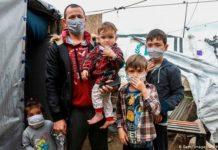 1.553 πρόσφυγες μεταφέρονται στη Γερμανία