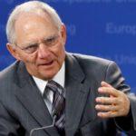 Οι καιροί απαιτούν να δημιουργηθεί μια κοινή ευρωπαϊκή οικονομική πολιτική, τονίζει ο Σόϊμπλε