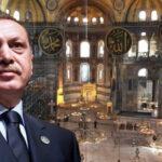 """Κωδικός """"Αγιά Σοφιά"""" – ο Ερντογάν το τερμάτισε γυρνώντας προκλητικά την πλάτη στη Δύση"""