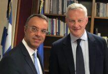 """Μέτωπο Ελλάδας Γαλλίας για το Ταμείο Ανάκαμψης κόντρα στα """"κρυφά"""" εμπόδια από την Γερμανία."""
