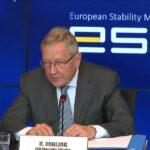 Στην έγκριση της εκταμίευσης των 748 εκατ. ευρώ στην Ελλάδα προχώρησε ο ESM. Σημαντικό να συνεχιστούν οι μεταρρυθμίσεις τονίσει ο Ρέγκλινγκ