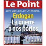 """""""Επίθεση"""" Le Point σε Ερντογάν: """"O Σουλτάνος του Βοσπόρου ονειρεύεται την αναβίωση της Οθωμανικής Αυτοκρατορίας"""""""