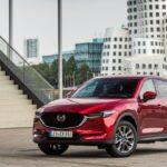 Η νέα σχεδιαστική φιλοσοφία και οι νέοι κινητήρες του νέου Mazda CX-5