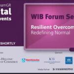 Ψηφιακή συζήτηση «Resilient Overcomers: Redefining Normal», από το Ελληνο-Αμερικανικό Εμπορικό Επιμελητήριο με τη συνεργασία της Επιτροπής Women in Business (WIB) – Τ?
