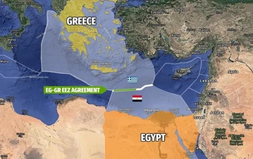 Με 178 «ναι» υπερψηφίστηκε από τη Βουλή η συμφωνία Ελλάδας - Αιγύπτου για  την ΑΟΖ