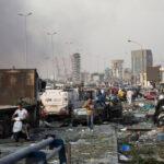 Σε κατάσταση έκτακτης ανάγκης, για δύο εβδομάδες, η Βηρυτός – Τουλάχιστον 135 νεκροί, περί τους 5.000 οι τραυματίες