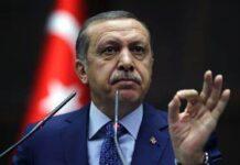 Ερντογάν γαλάζια πατρίδα τουρκικός στόλος