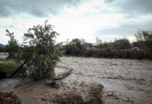"""Ανυπολόγιστες οι καταστροφές από το φαινόμενο """"Ιανός"""""""