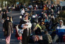 Η Ευρώπη αντιμετωπίζει τη Μόρια ως «Συνασπισμός των ευτελών»